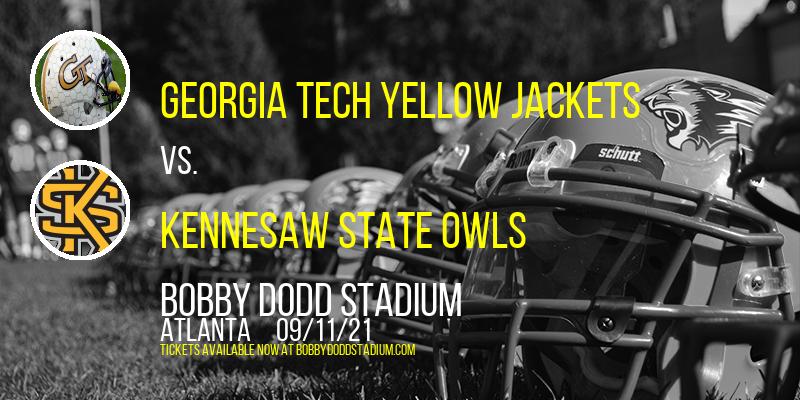 Georgia Tech Yellow Jackets vs. Kennesaw State Owls at Bobby Dodd Stadium